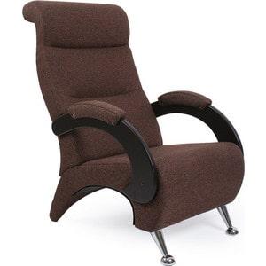 Кресло для отдыха Мебель Импэкс МИ Модель 9-Д венге, обивка Malta 15A