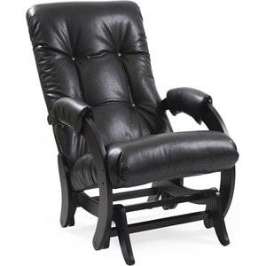 Кресло-качалка глайдер Мебель Импэкс МИ Модель 68 Vegas Lite Black
