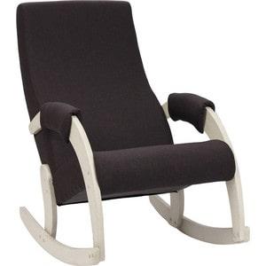 Кресло-качалка Мебель Импэкс МИ Модель 67М дуб шампань, Falcone brown цена