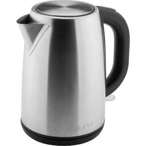 Чайник электрический Scarlett SC-EK21S49 чайник электрический scarlett sc ek18p53 1л 1600вт белый серый корпус пластик