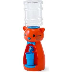 Кулер для воды VATTEN kids Kitty Orange (со стаканчиком)