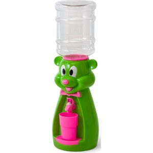 Кулер для воды VATTEN kids Mouse Lime (со стаканчиком)