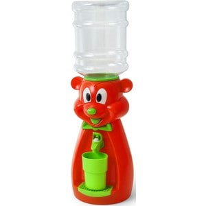 Кулер для воды VATTEN kids Mouse Red (со стаканчиком)