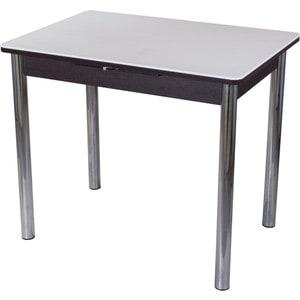 Стол с камнем Домотека Альфа ПР (-М КМ 04 (6) ВН 02) стол домотека альфа по 1 км 04 6 вн 04 вн