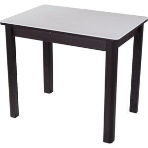 Стол с камнем Домотека Альфа ПР (-М КМ 04 (6) ВН 04 ВН) стол домотека альфа по 1 км 04 6 вн 04 вн