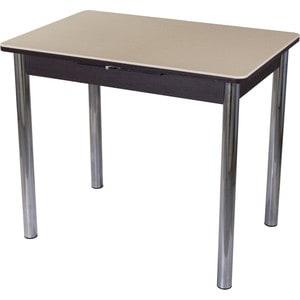 Стол с камнем Домотека Альфа ПР (-М КМ 06 (6) ВН 02) стол с камнем домотека альфа пр м км 04 6 бл 02
