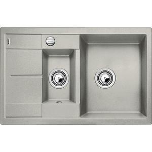 Кухонная мойка Blanco Metra 6 S Compact жемчужный (520576) мойка metra 45 s compact anthracite 519572 blanco