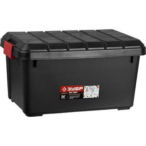 Ящик для инструментов Зубр 610x370x330мм (24) Мастер (38184-24)