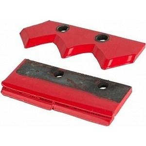 Нож двухзаходный DDE для грунта, 150 мм (пара) DK-150
