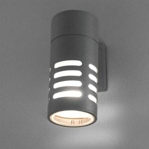 Уличный настенный светильник Nowodvorski 4418 уличный настенный светодиодный светильник nowodvorski lima led 9510