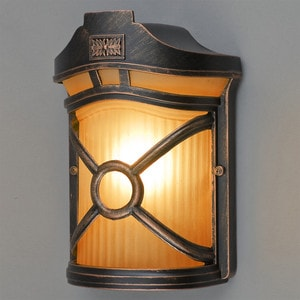 Уличный настенный светильник Nowodvorski 4687