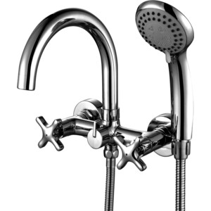 Смеситель для ванны Rossinka (RS39-83) смеситель для ванны rossinka rs39 83