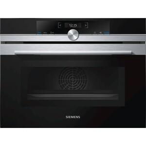 Электрический духовой шкаф Siemens CM633GBS1 электрический духовой шкаф nardi fex 65t 70 xn5 fex65t70xn5