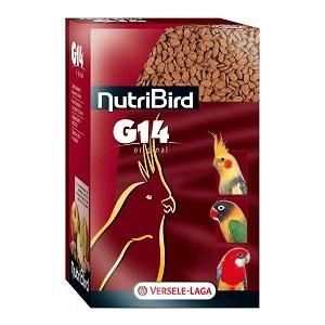 Корм VERSELE-LAGA NutriBird G14 Original гранулированный для средних попугаев 1кг