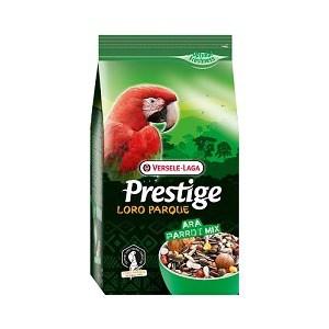 Корм VERSELE-LAGA Prestige Loro Parque Ara Parrot Mix для крупных попугаев породы Ара 15кг