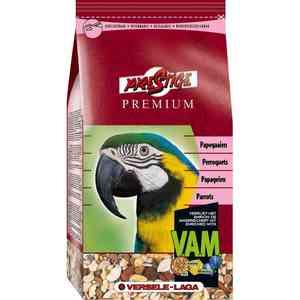 Корм VERSELE-LAGA Prestige Premium Parrots для крупных попугаев 1кг