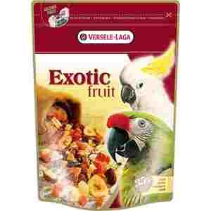 Лакомство VERSELE-LAGA Exotic Fruit с фруктами для крупных попугаев 600г