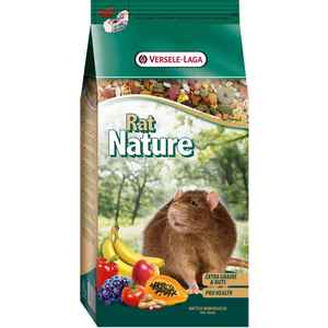 Корм VERSELE-LAGA Nature Rat Extra Grain & Nuts с зернами и орехами для крыс 2,5кг