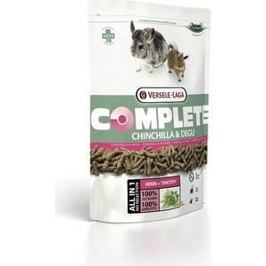 Корм VERSELE-LAGA Complete Chinchilla & Degu Herbs + Timothy с морковью и тимофеевкой луговой для шиншилл дегу 1,75кг