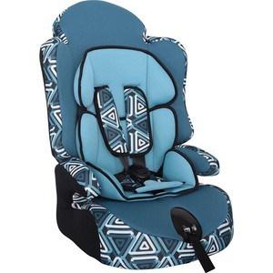 Автокресло Siger ART Прайм ISOFIX геометрия, 1-12 лет, 9-36 кг, группа 1/2/3 автокресло capella 9 36 кг jeans isofix sps группа 1 2 3 blue син джинс gl000057941