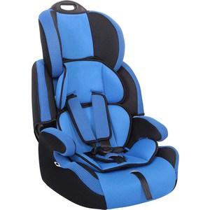 Автокресло Siger Стар синий, 1-12 лет, 9-36 кг, группа 1/2/3 автокресло siger стар изофикс синий