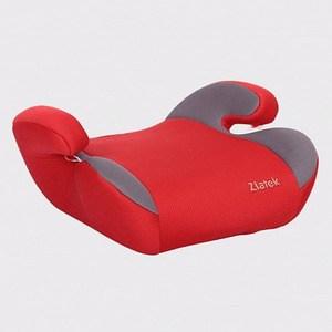 Автокресло Zlatek Raft красный, 6-12 лет, 22-36 кг, группа 3