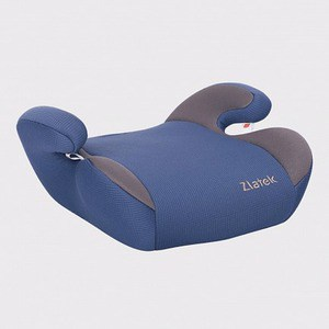 Автокресло Zlatek Raft синий, 6-12 лет, 22-36 кг, группа 3 автокресло zlatek fregat синий 1 12 лет 9 36 кг группа 1 2 3