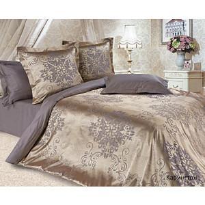 Комплект постельного белья Ecotex Евро, Карингтон (4680017866941)