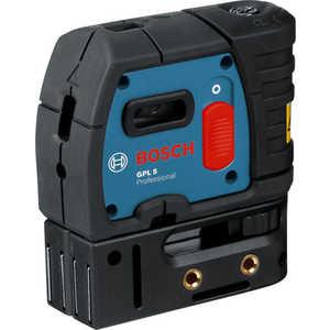 Лазерный отвес Bosch GPL 5 (0.601.066.200) лазерный отвес bosch gpl 3 0 601 066 100