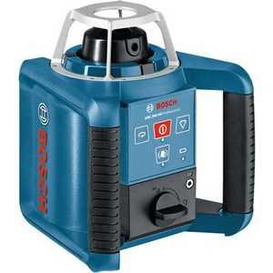 Нивелир лазерный ротационный Bosch GRL 250 HV (0.601.061.600) нивелир лазерный ротационный bosch grl 500 h lr 50 0 601 061 a00