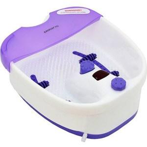 Гидромассажная ванночка Polaris PMB1006 белый/фиолетовый