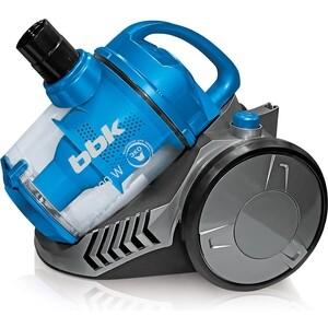 лучшая цена Пылесос BBK BV1506 темно-синий/серый