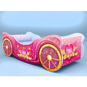 Кровать-карета Кроватки машинки Принцесса карета