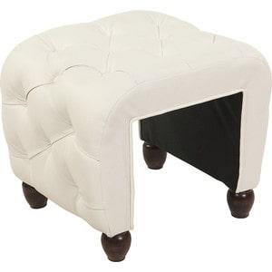 Банкетка Мебельстория Ария-1 белый банкетка мебельстория беркли 2 белый левый