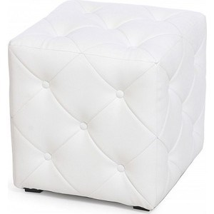 Пуф Мебельстория Ромби-1 белый