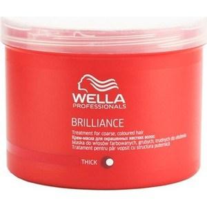 WELLA PROFESSIONALS Brilliance Line Маска для окрашенных жестких волос 500мл.