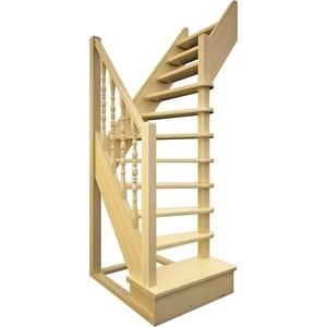 Лестница деревянная ЛЕСЕНКА ЛЕС-91 универсальная (ЛЕС-91-У)