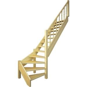 Лестница деревянная ЛЕСЕНКА ЛЕС-07 универсальная (ЛЕС-07-У)