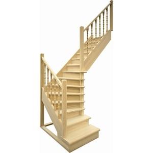 Лестница деревянная ЛЕСЕНКА ЛЕС-02 универсальная (ЛЕС-02-У)