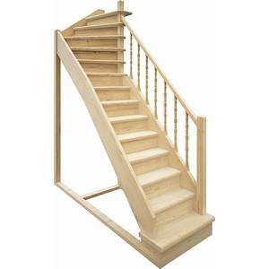 Лестница деревянная ЛЕСЕНКА ЛЕС-215 универсальная (ЛЕС-215-У)