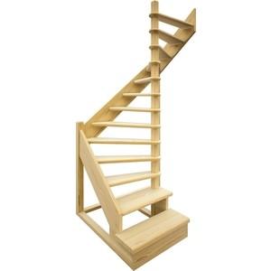 Лестница деревянная ЛЕСЕНКА ЛЕС-01 универсальная (ЛЕС-01-У)