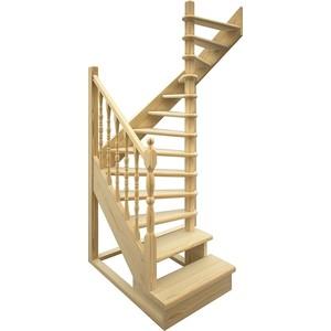 Лестница деревянная ЛЕСЕНКА ЛЕС-03 универсальная (ЛЕС-03-У)