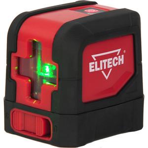 купить Лазерный нивелир Elitech ЛН 3К-ЗЕЛ по цене 6969.5 рублей