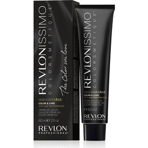Revlon Professional Revlonissimo Colorsmetique High Coverage 6-12 снежный темный блондин 60мл.