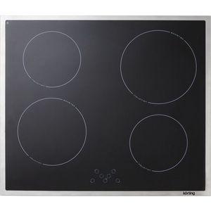 Индукционная варочная панель Korting HI 64021 X варочная панель korting hi 64021 b