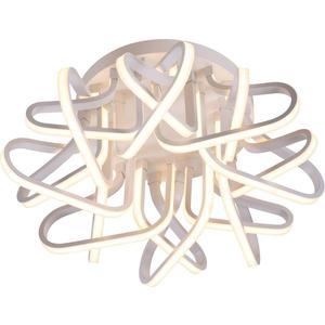 Потолочная светодиодная люстра с пультом Omnilux OML-48007-192 потолочная люстра omnilux agrigento oml 74517 10