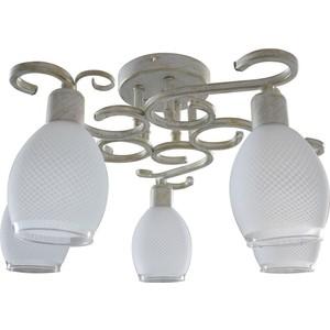 Потолочная люстра Toplight TL7360X-05WG toplight потолочная люстра toplight loretta tl7360x 05wg