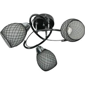 Потолочная люстра Toplight TL7440X-03BP потолочная люстра toplight lynette tl1156 8d