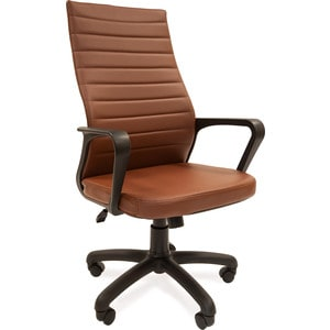 Офисное кресло Русские кресла РК 165 Терра коричневый кресло русские кресла рк 200 коричневый