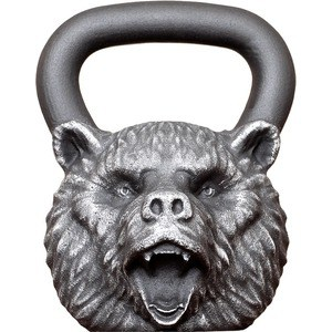 Гиря Iron Head Медведь 24,0 кг